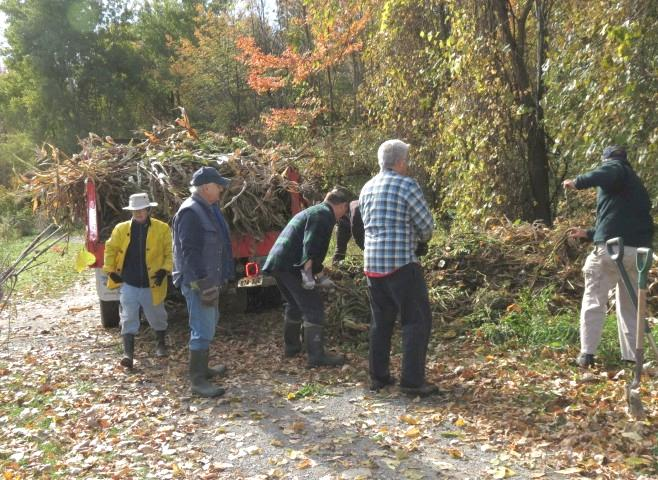 cleanup 2012