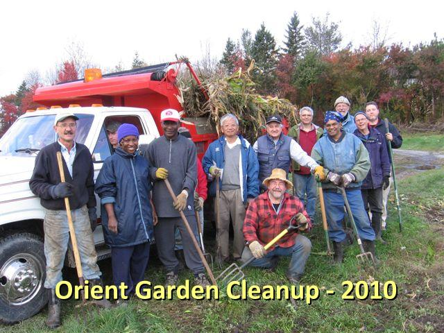 Orient Cleanup 2010